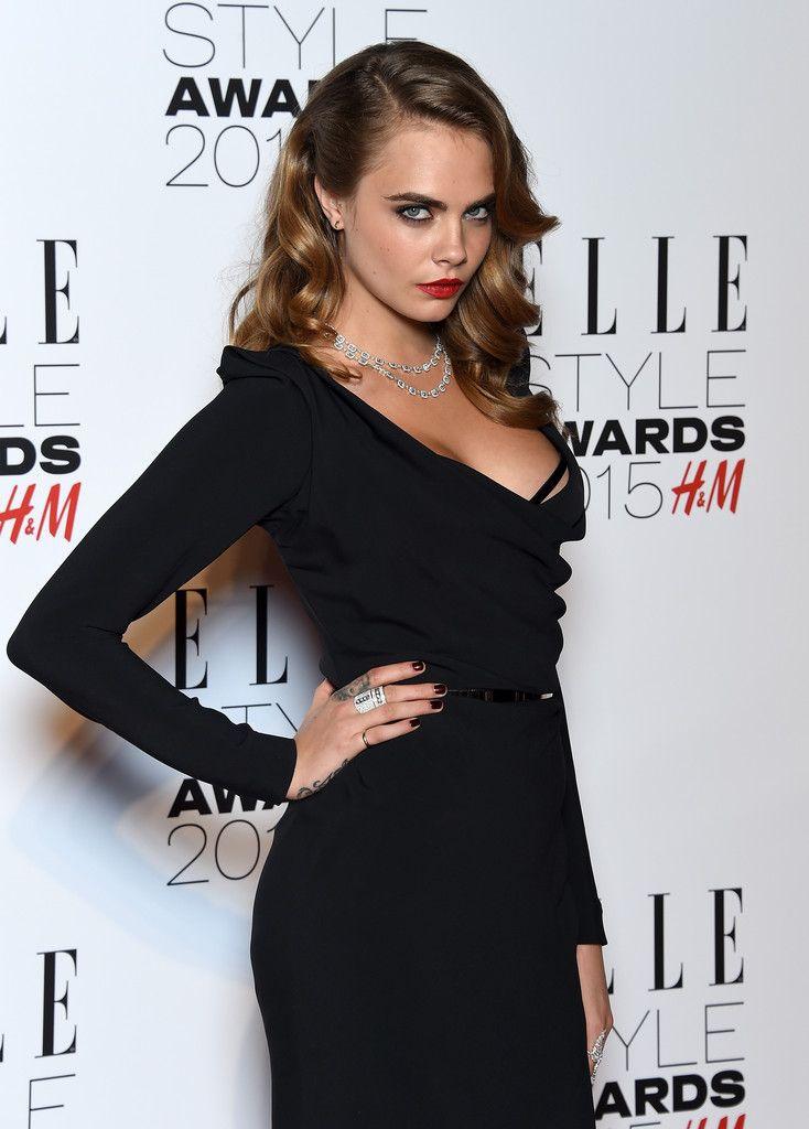 Elle Style Awards 2015 - Inside Arrivals Cara delevingne, Models - sch ller k chen gala