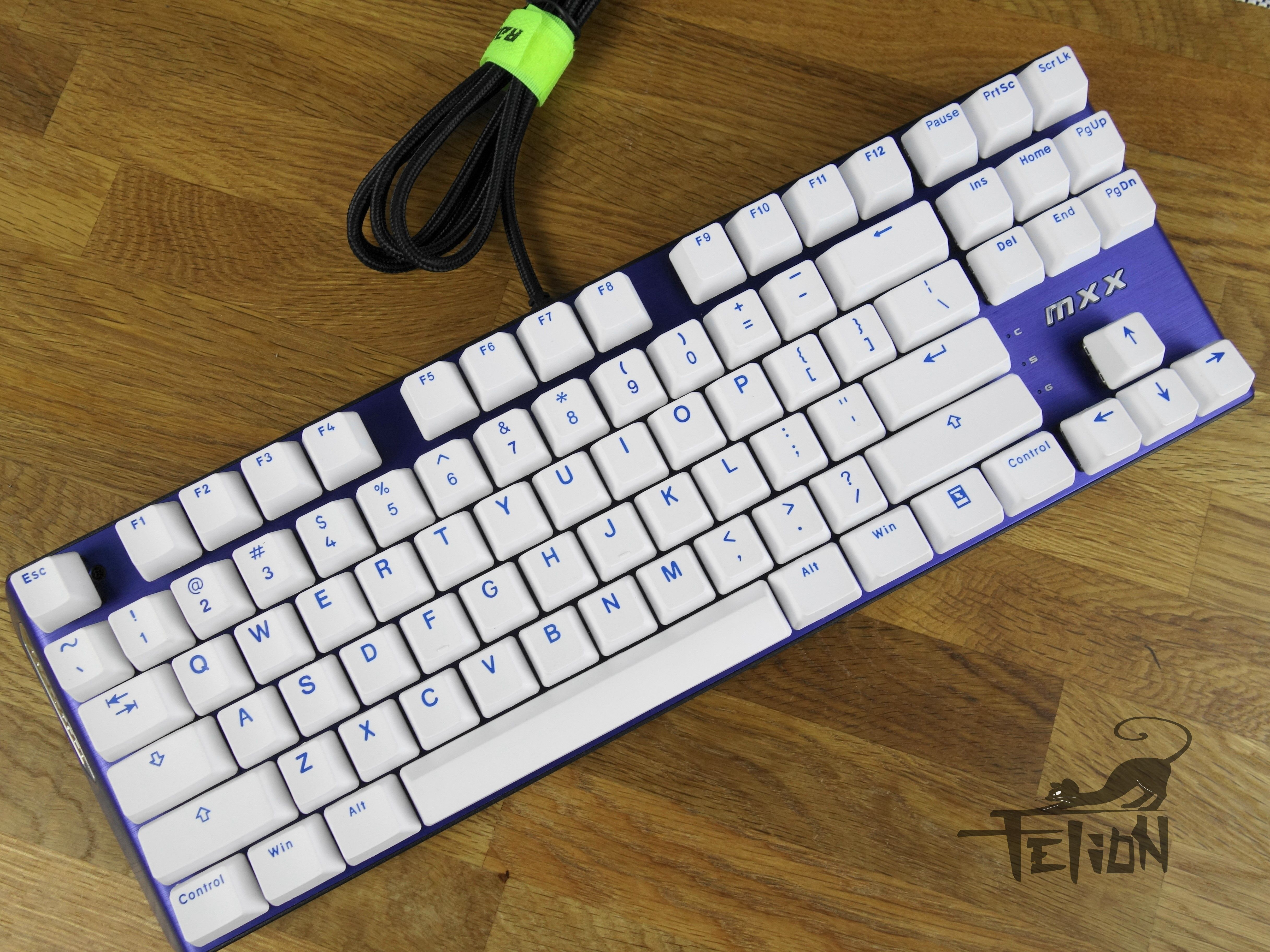 Felion1337 - Rantopad MXX DIY-TKL-Kit for the cheap bastards! | r/mk