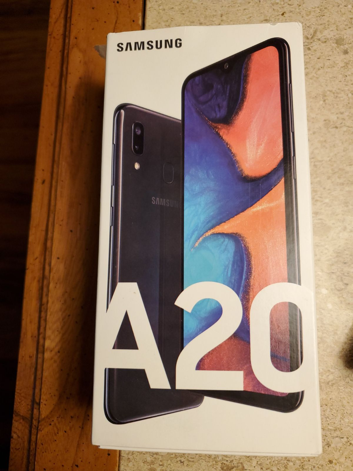 Samsung Galaxy A20 New Open Box Gsm On On Mercari Samsung Galaxy Galaxy Samsung