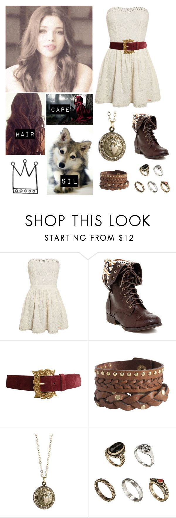 """Willow Hood"" by mikaelsonlegacy ❤ liked on Polyvore featuring Superdry, Christian Lacroix, Pieces, Alexis Bittar, ASOS, disney, OC, fanfiction, Descendants and willowhood"