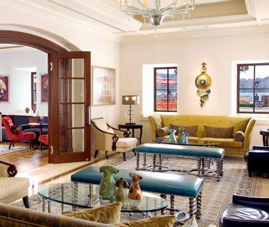 No. 24 Four Seasons Hotel Istanbul at the Bosphorus    Score: 94.54