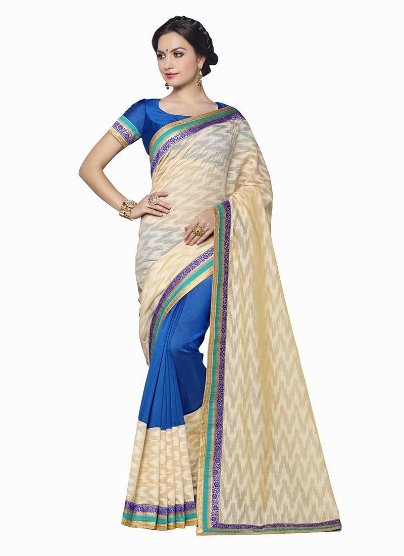 Riveting Banarasi Silk Embroidered Work Designer Saree