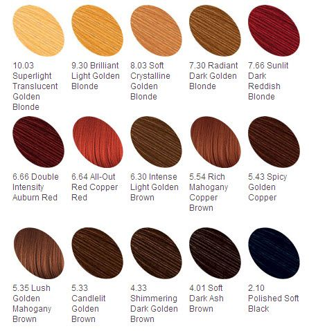 Light Golden Brown Hair Color Chart - Google Search | Zyla Colors