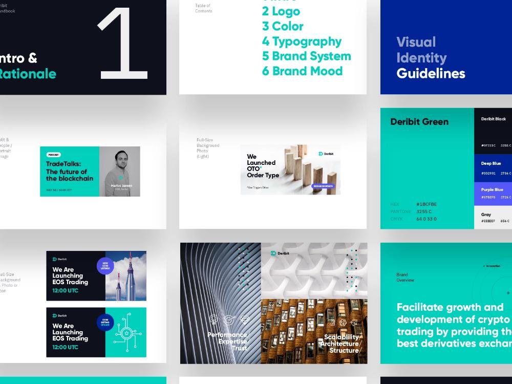 Brand Guidelines Brandbook Screens Brand Guidelines Guidelines Brand Book
