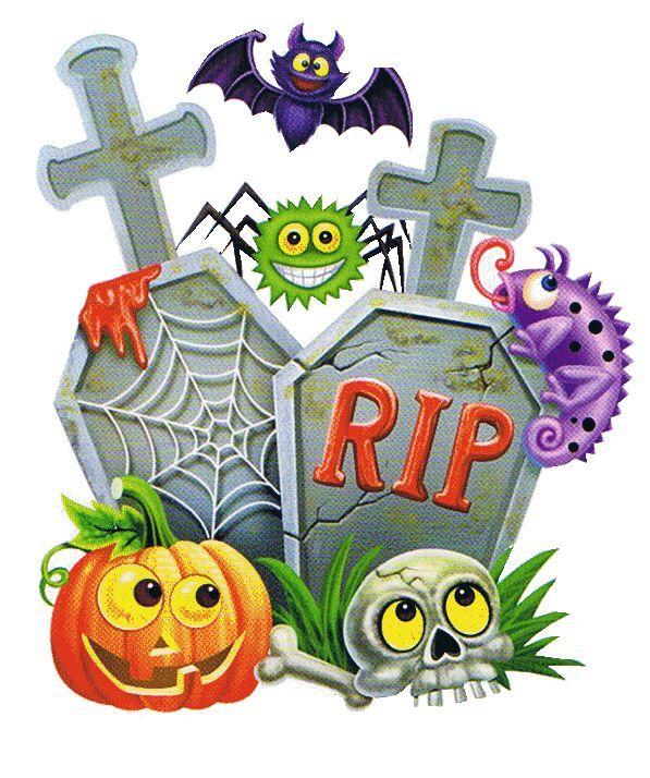 halloween clip art clip art halloween 1 clipart pinterest rh pinterest com happy halloween clipart images happy halloween clipart free
