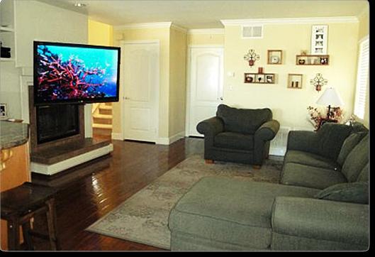 Mantlemount Height Angle And Rotation Adjule Flatscreen Tv Wall Mount