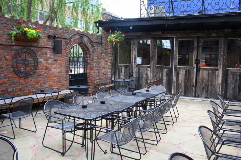 Lic Bar With Good Outdoor Seating
