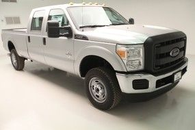 2015 Ford Super Duty F-350 SRW XL Crew Cab 4x4 Longbed in Vernon, Texas  #vernonautogroup #knowthedeal