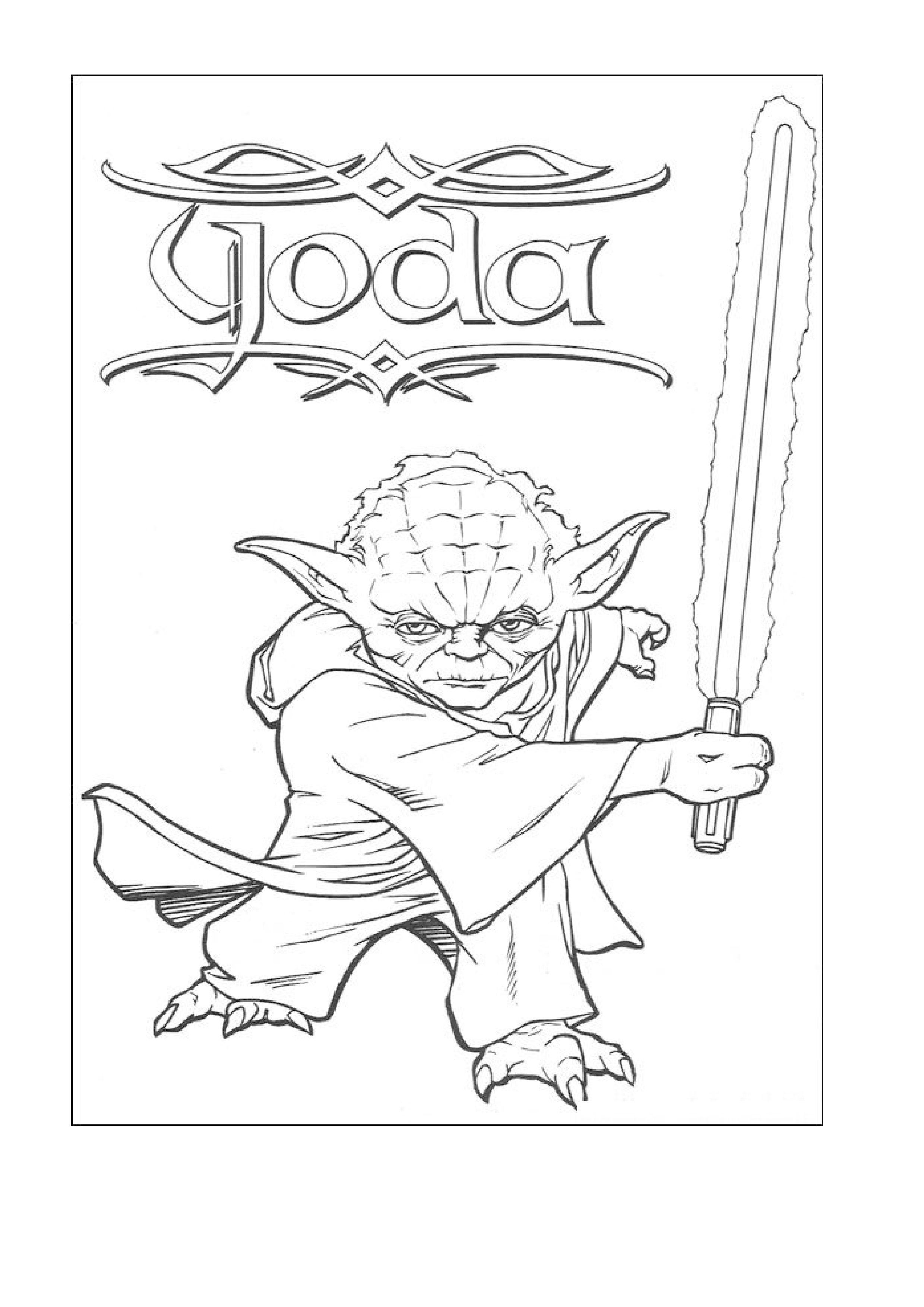 Printable Star Wars Coloring Pages For Kids Coloring Pinterest