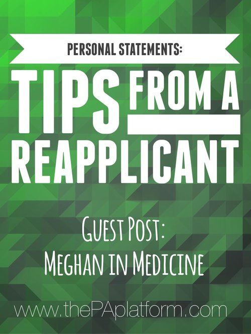 IMG_7472JPG Physician Assistant Pinterest Pa school - personal statement for medical school