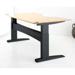 Schreibtisch Cns Elektro Power 200 x 100 cm Auswahl Farbe Optionenbla design diy Bürotische