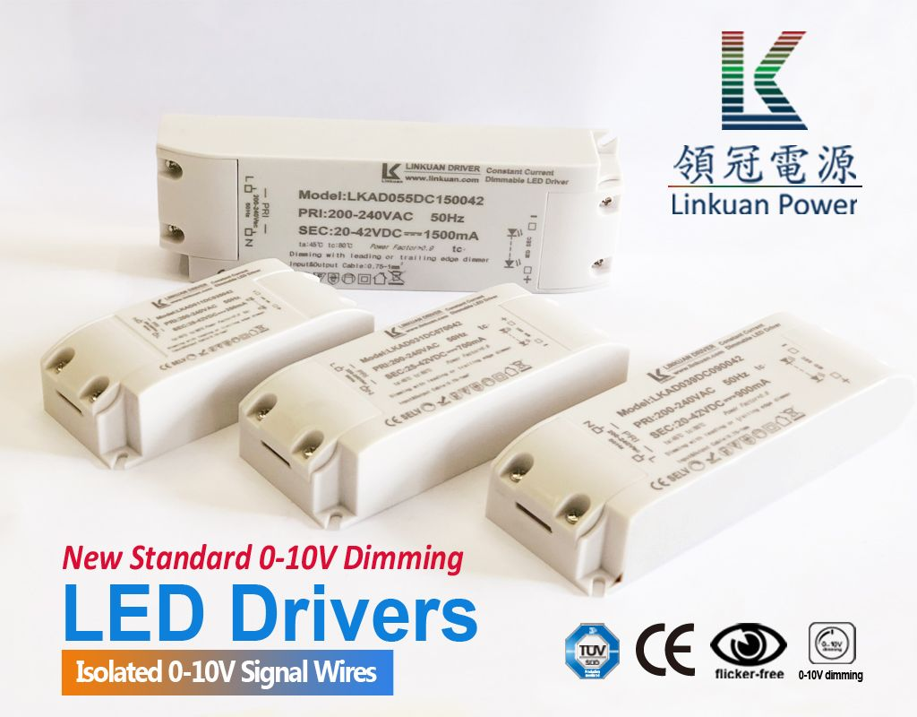 Pin By Linkuan Power On 0 10v Dimming Led Drivers