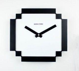Geek Pixel Wall Clock
