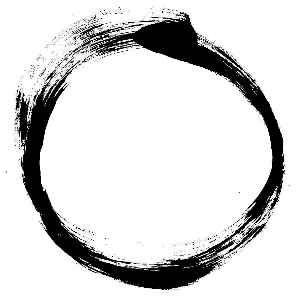 Zen Circle Notes Art Art Logo Museum Exhibition Design