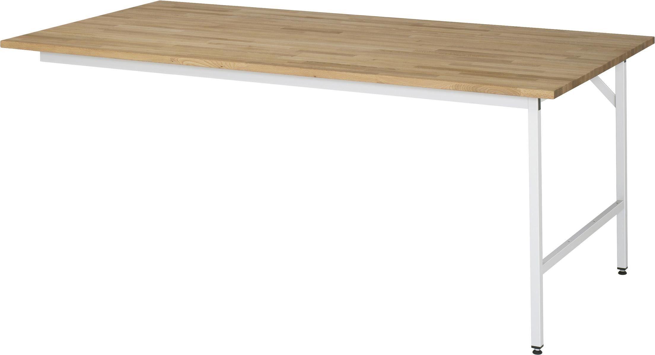 Arbeitstisch Serie Jerry Anbautisch 2000x800x800 850 Mm Buche Massiv 25mm Gtardo De In 2020 Arbeitstisch Tisch Arbeitsplatte