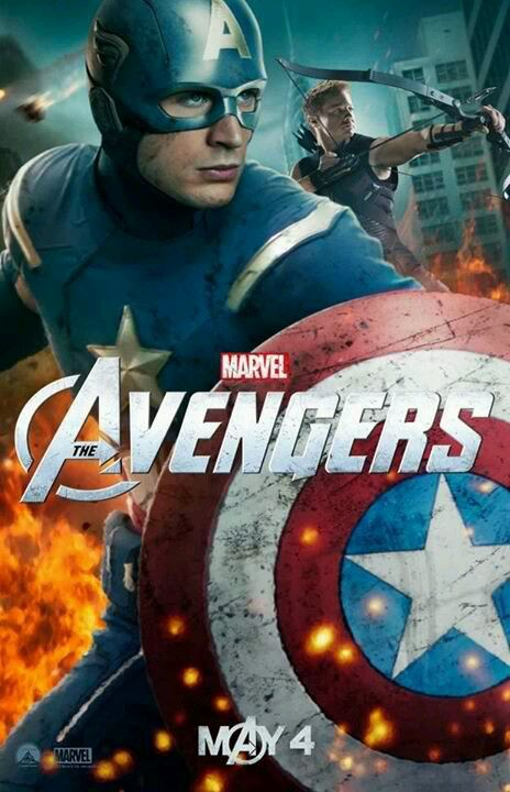 The Avengers Peliculas Marvel Los Vengadores Avengers
