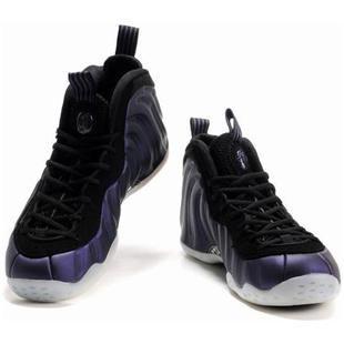timeless design 24378 3c6d9 www.asneakers4u.com Penny Hardaway Shoes Nike Air Foamposite One Purple  Black