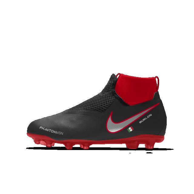 online store 3e556 6b2e7 Calzado de fútbol para múltiples superficies para niños talla grande Nike  Phantom Vision Academy Jr. MG iD