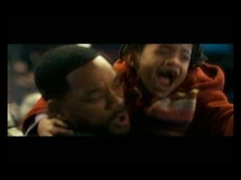 """Will Smith Different Trailer    Projekt """"Bilder zum Hören"""" Wintersemester 2008 FH St. Pölten Wintersberger. A trailer made by students. Es wurde aus mehreren Filmen ein Trailer für einen poteniellen neuen Film erstellt. Hauptdarsteller: Will Smith; Verwendete Filme: Staatsfeind Nr.1, I am Legend, Das Streben nach Glück, Tatsächlich Liebe, American History X, Dokumentation Barac Obama."""