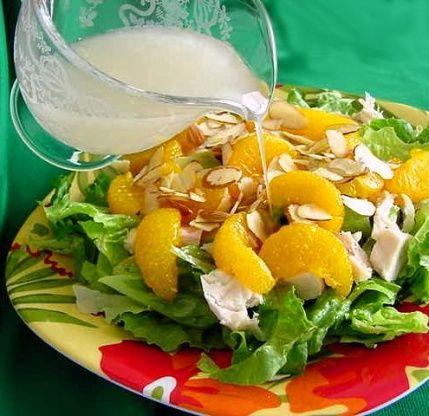 recipe: mandarin orange almond salad dressing recipe [32]