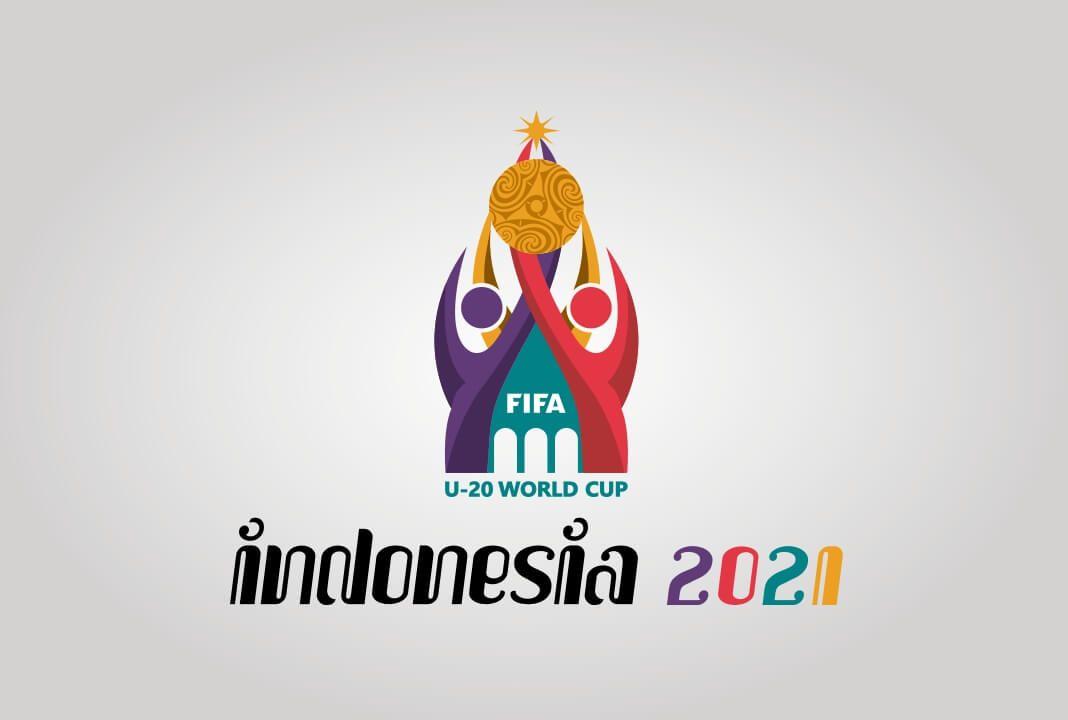 Logo Piala Dunia U 20 Indonesia 2021 Piala Dunia Dunia Indonesia