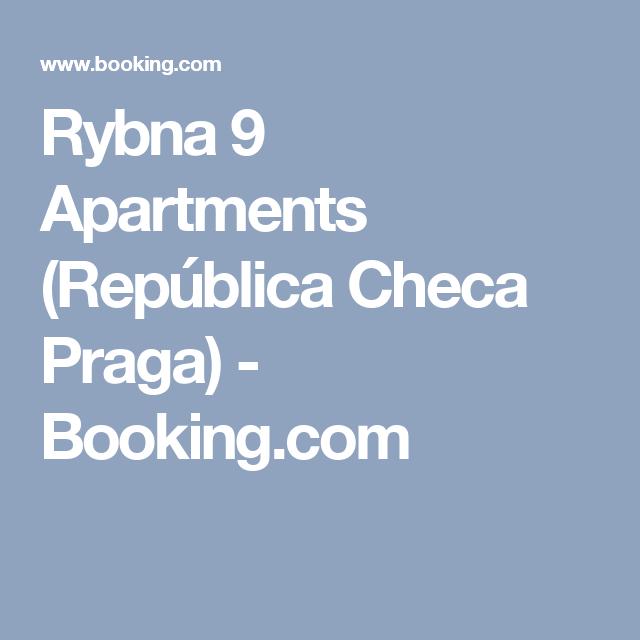 Rybna 9 Apartments (República Checa Praga) - Booking.com