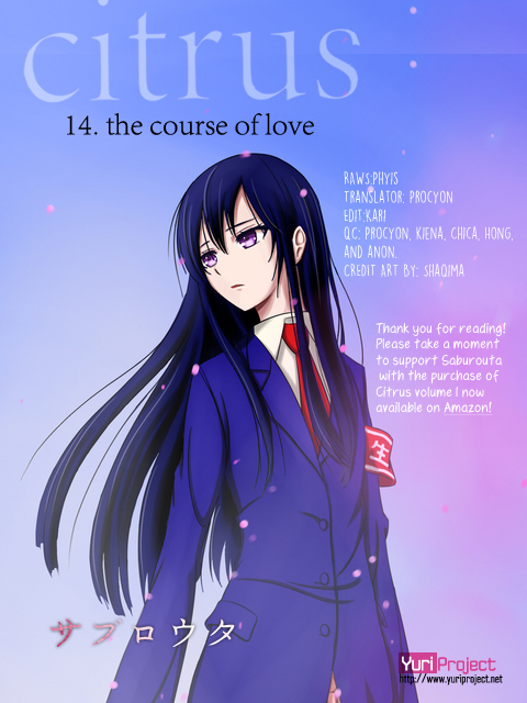 Citrus Saburo Uta Ch14 Page 37 At Mangago Anime Shows