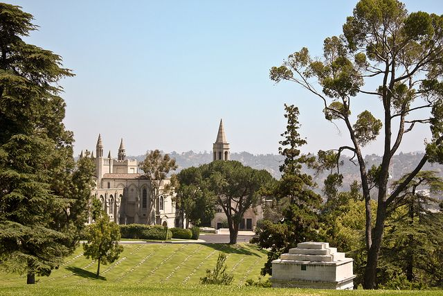 Forest Lawn Mausoleum Glendale California Amazing Cemeteries