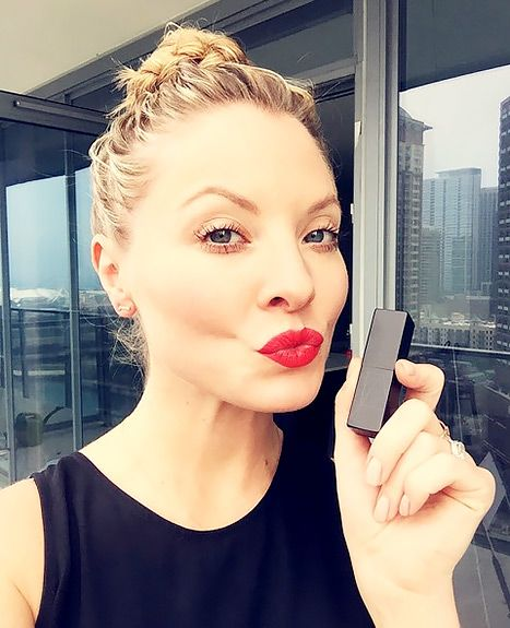Fall's Richest Lipstick Shades, Tested by Empire's Kaitlin Doubleday - Us Weekly