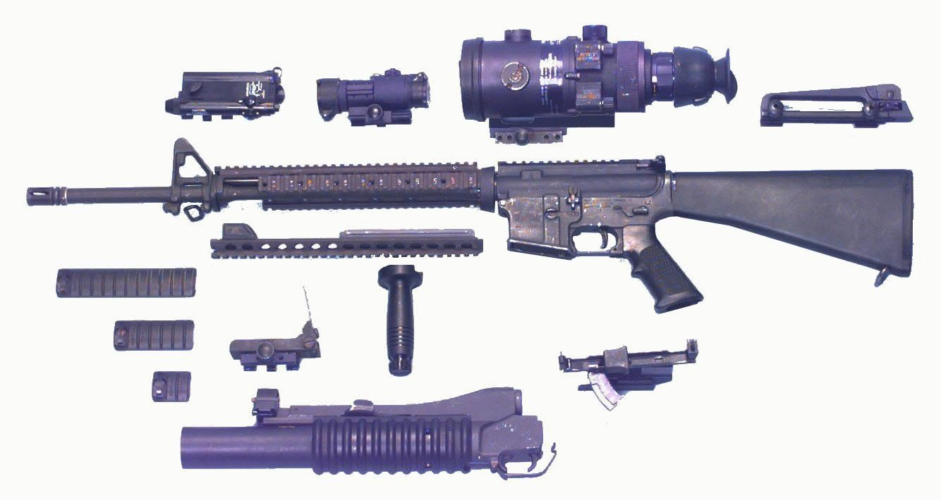 M16 rifle m16 5 56mm rifle pictures