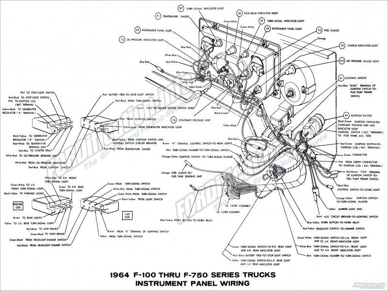 [SCHEMATICS_4LK]  Pin on Ford | 1966 Ford Truck Wiring Diagram |  | Pinterest
