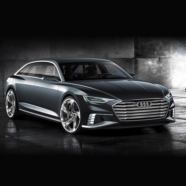 """Check Out The Audi Prologue Avant Conceptcar On"