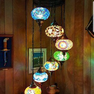 10 Variations Turkish Moroccan Lamp Light Free 2DAY