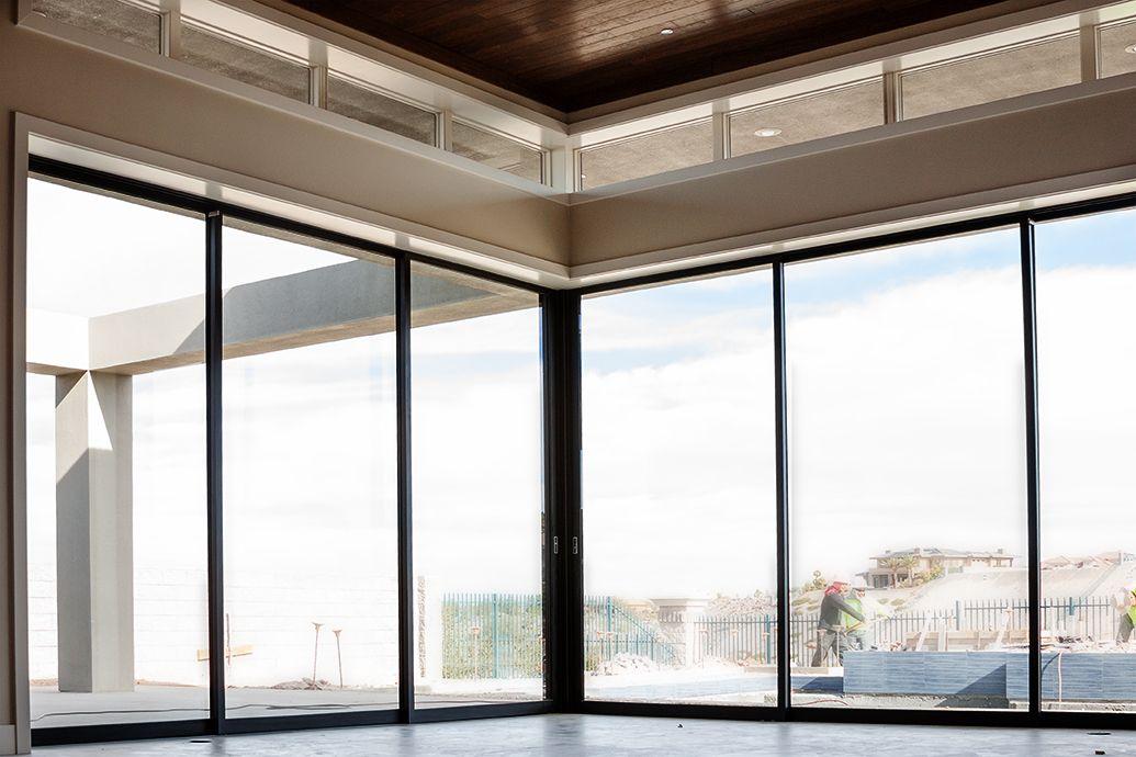 Fleetwood Corner Window Wall Sliding Windows Doors Quartos Slider
