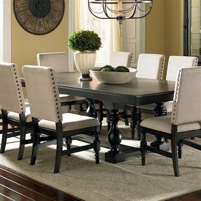 Steve Silver Company Leona Dining Table  Home Furniture Showroom Inspiration Dining Room Chairs San Antonio Design Inspiration