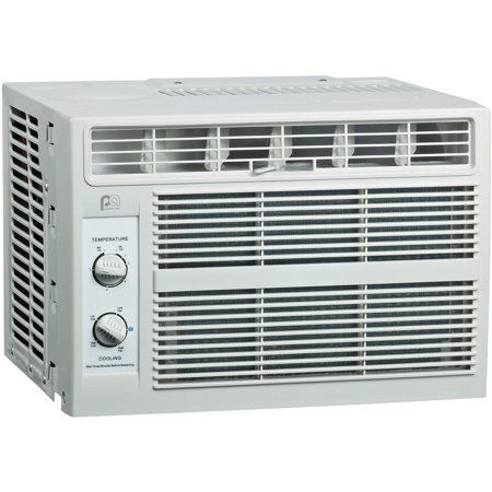 Perfect Aire 115v 5 000 Btu Window Air Conditioner With Mechanical