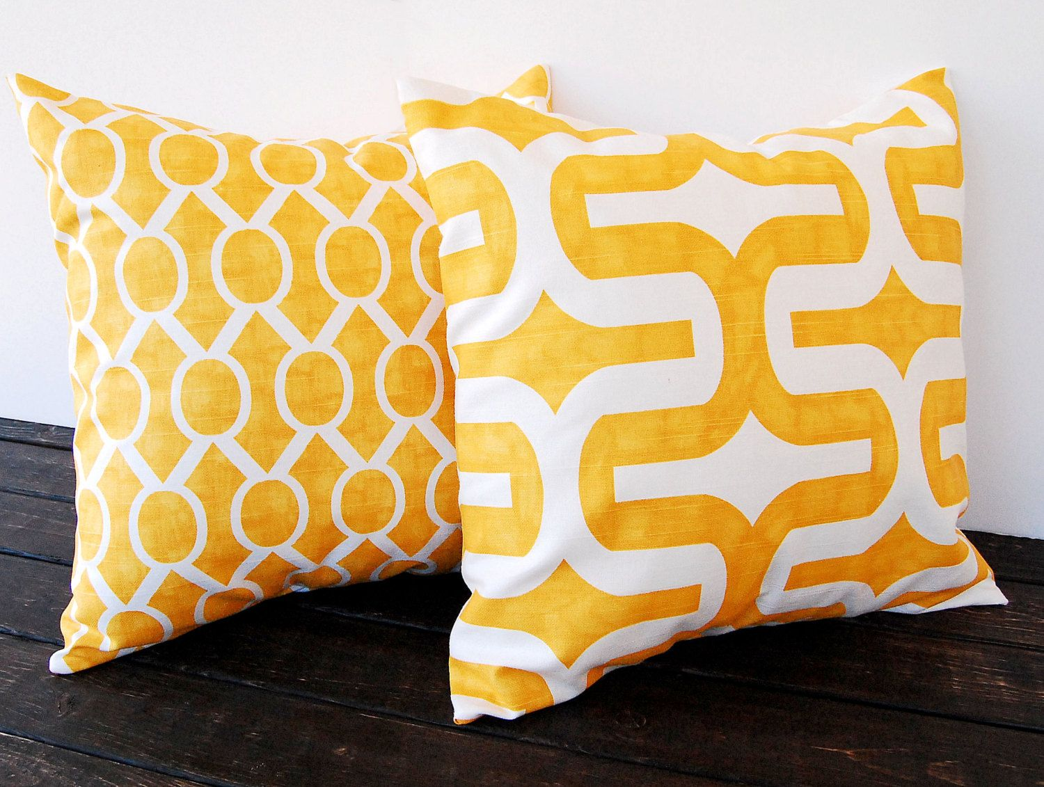 Throw Pillow Covers Pair 20 X Cushion By Thepillowpeople