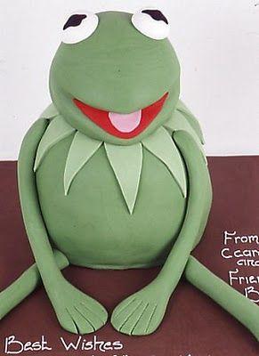 I love Kermit!