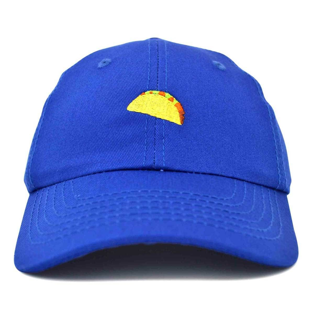 071d4f0494b1d Taco Dad Hat Baseball Cap For Men Womens Emoji Caps in 2019 ...