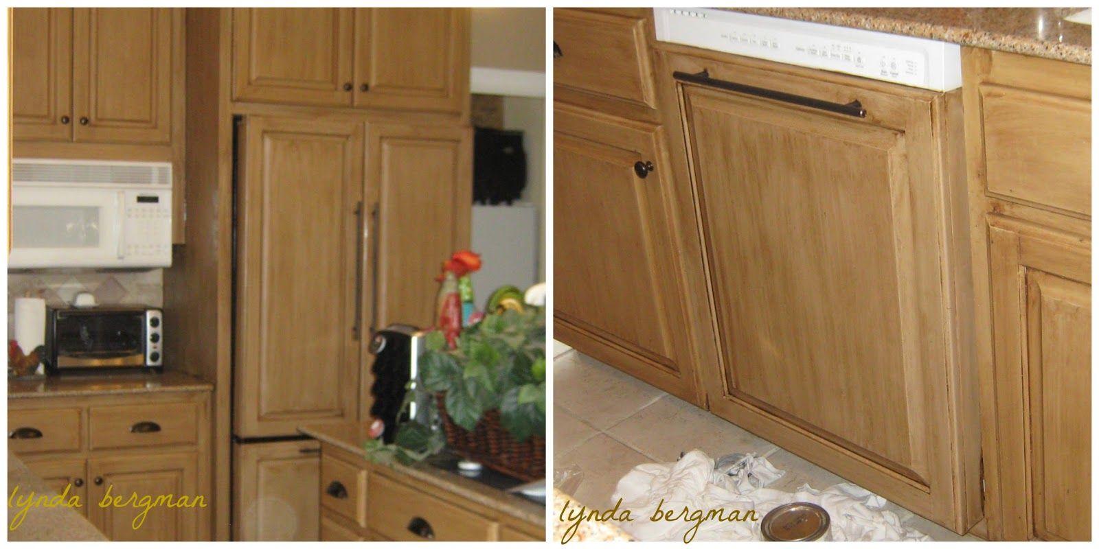 Lynda Bergman Decorative Artisan Matching New Wood To An Older Finish On Shannon S Kitchen Cabinets Kitchen Cabinets Kitchen Cabinet