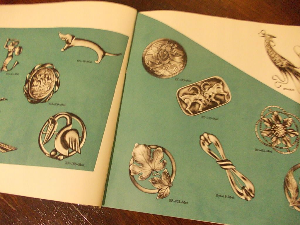 Katalog Wyrobow Jubilerskich 1957r Orno Warmet Ryt 7650977242 Oficjalne Archiwum Allegro Supplies