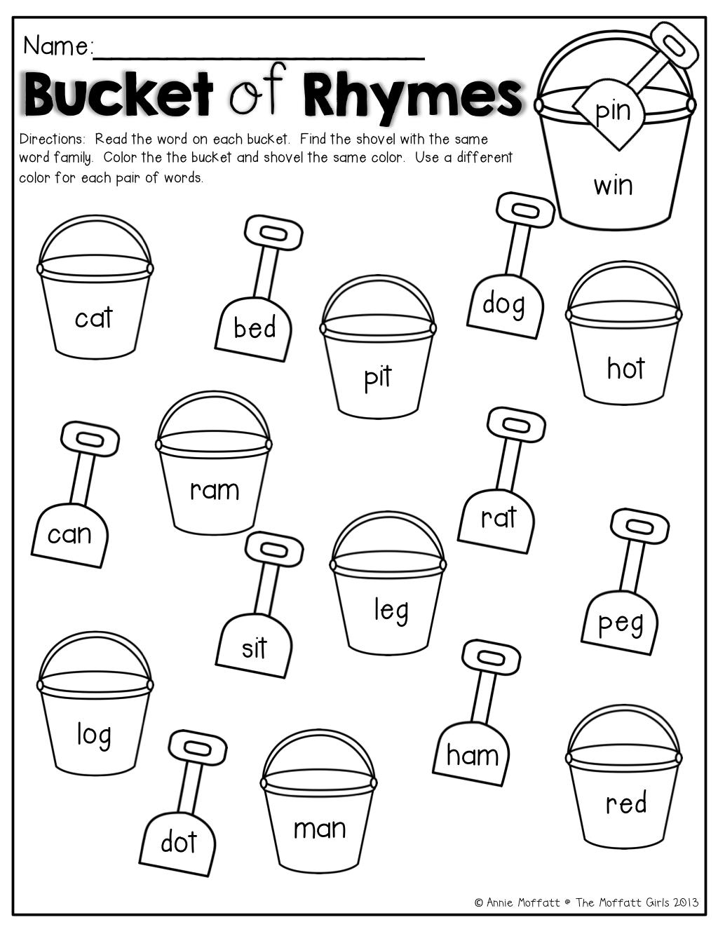 Pin By Tina Masson Hampton On Kindergarten Activities Word Work Kindergarten School Age Activities Word Families [ 1325 x 1024 Pixel ]