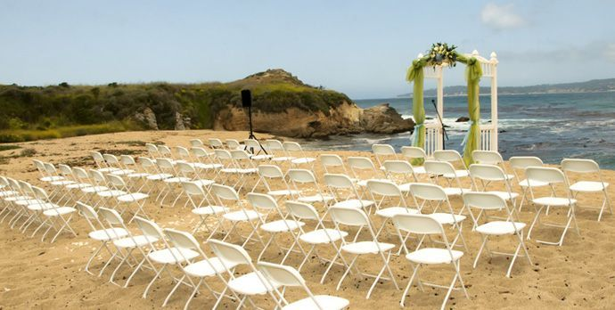 Carmel Beach Wedding Venues Monastery Weddings