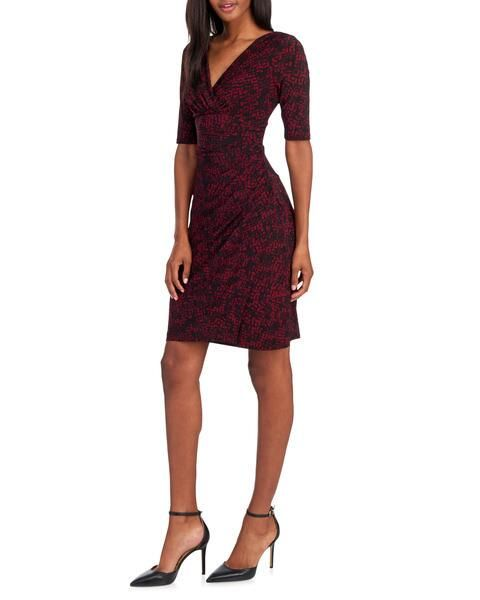 Abstract Ruched Sheath Dress Stein Mart Dresses for
