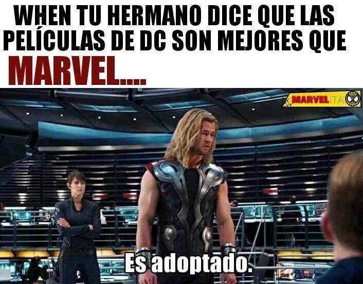 Memes de Marvel – [79]