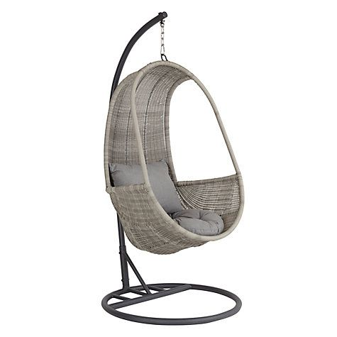 hanging pod chair outdoor. dante pod hanging chair outdoor