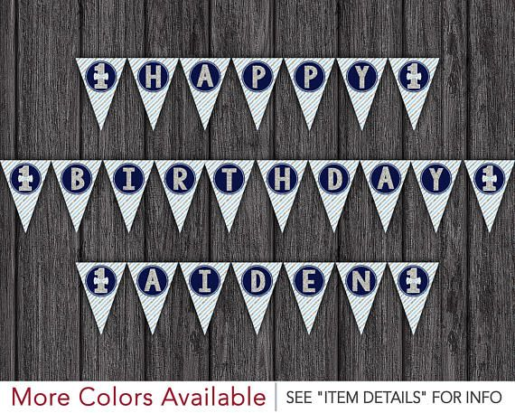 mr onederful birthday banner personalized happy birthday banner