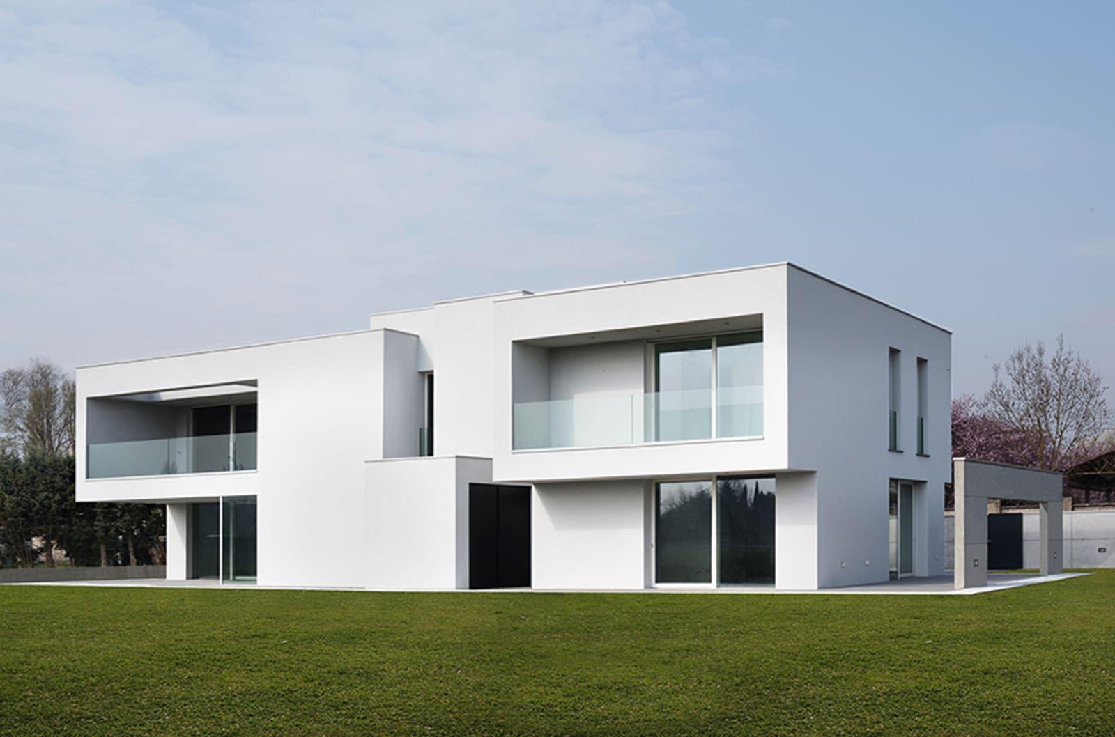 Padovano Mobili ~ Alex braggion bdm architetti · residenza unifamiliare a padova
