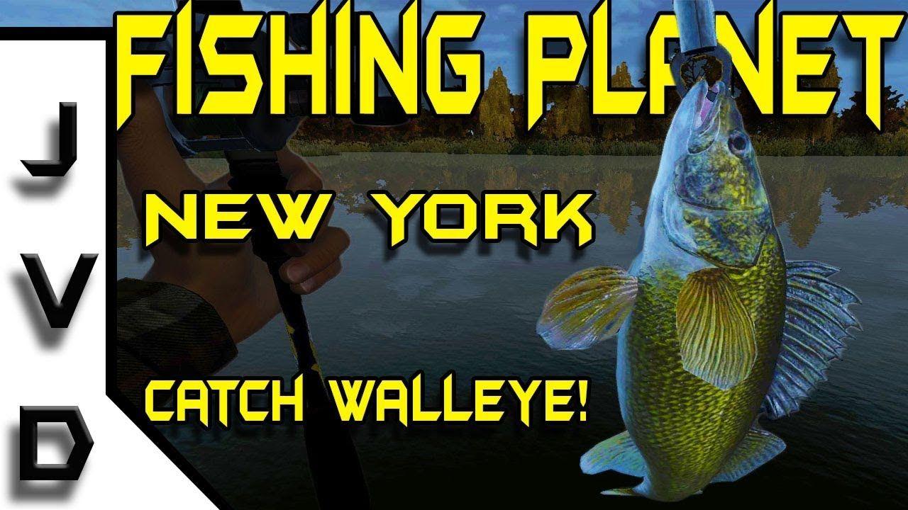 Fishing planet new york walleye ep 9 make money fast catching fishing planet new york walleye ep 9 make money fast catching walleye on emerald nvjuhfo Images