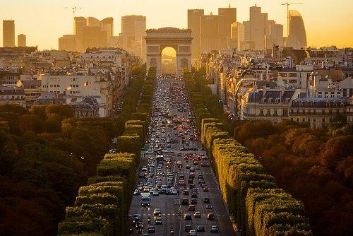 paris is my city